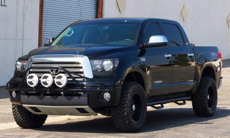 toyota tundra lifted. Black 2008 Toyota Tundra Crew